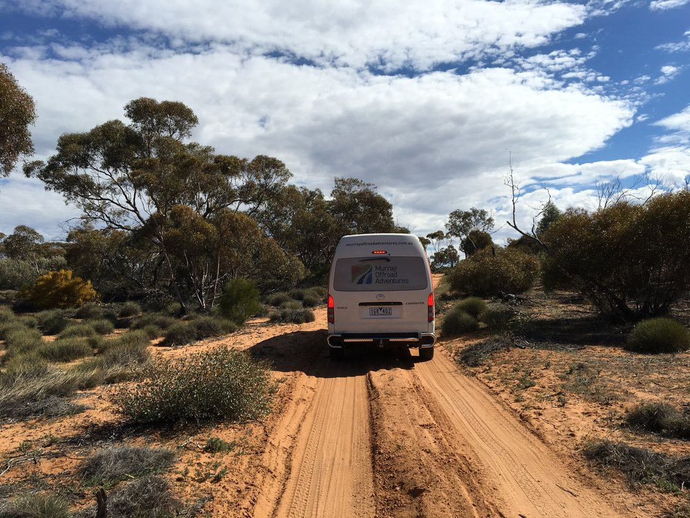 Hattah-Kulkyne National Park - Konardin Track