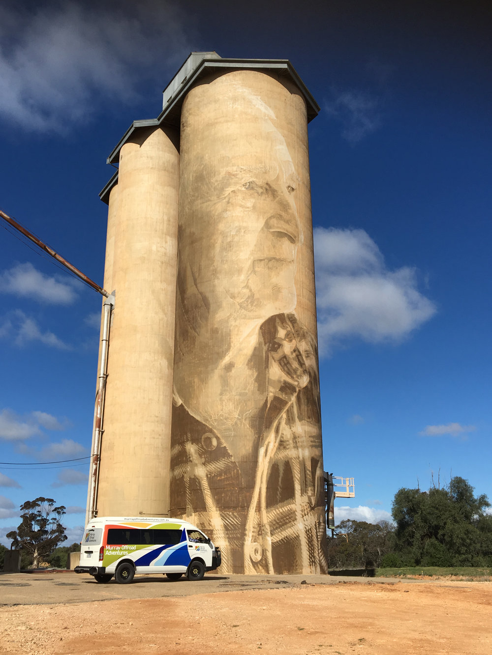 Silo Art Trail & Wyperfeld National Park Tour