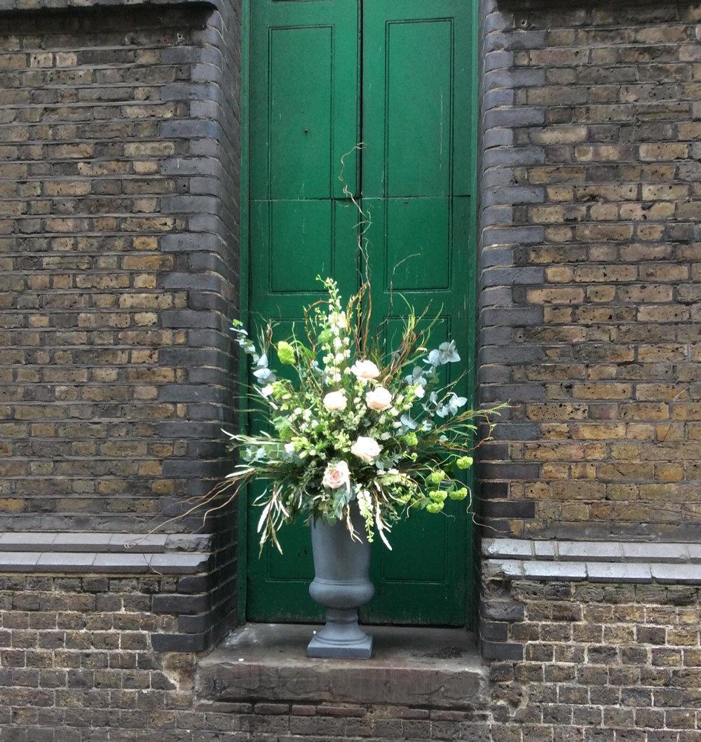 wedding florist hampstead