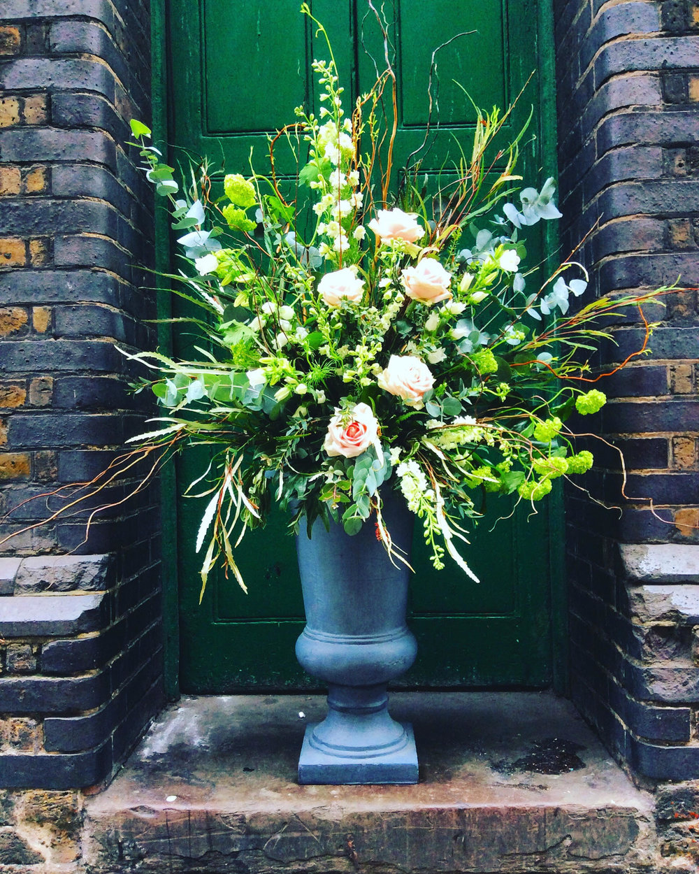 wedding florist, london florist