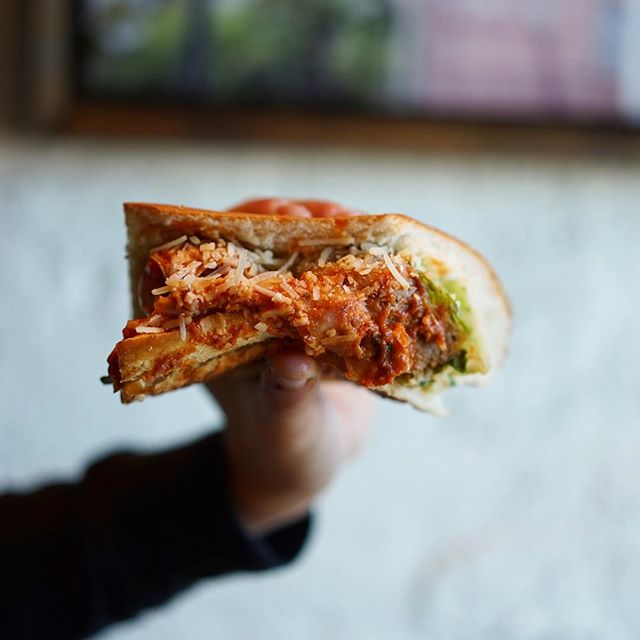 Tonight (7.24) We will be closed for a private event.  We look forward to serving you tomorrow! | THE WEXFORD: roasted meatball, jalapeno aioli, swiss cheese, parmesan, lettuce, marinara