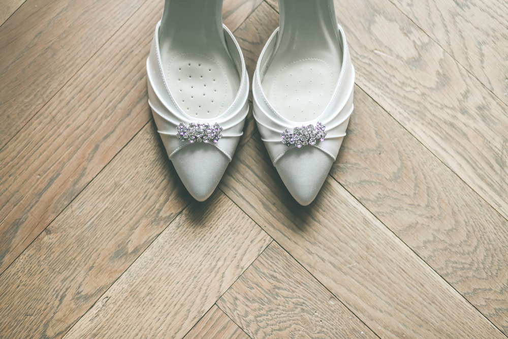 Irish wedding photographer - shoes