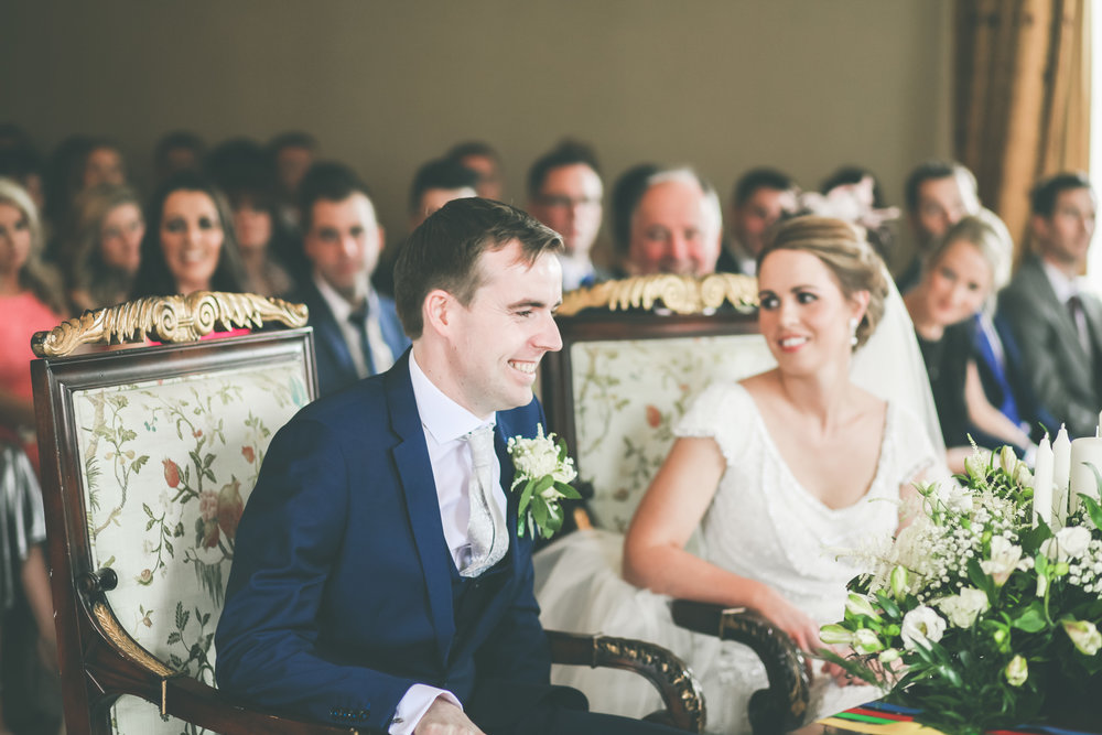 Bride and Groom, Castlemartyr wedding photography.