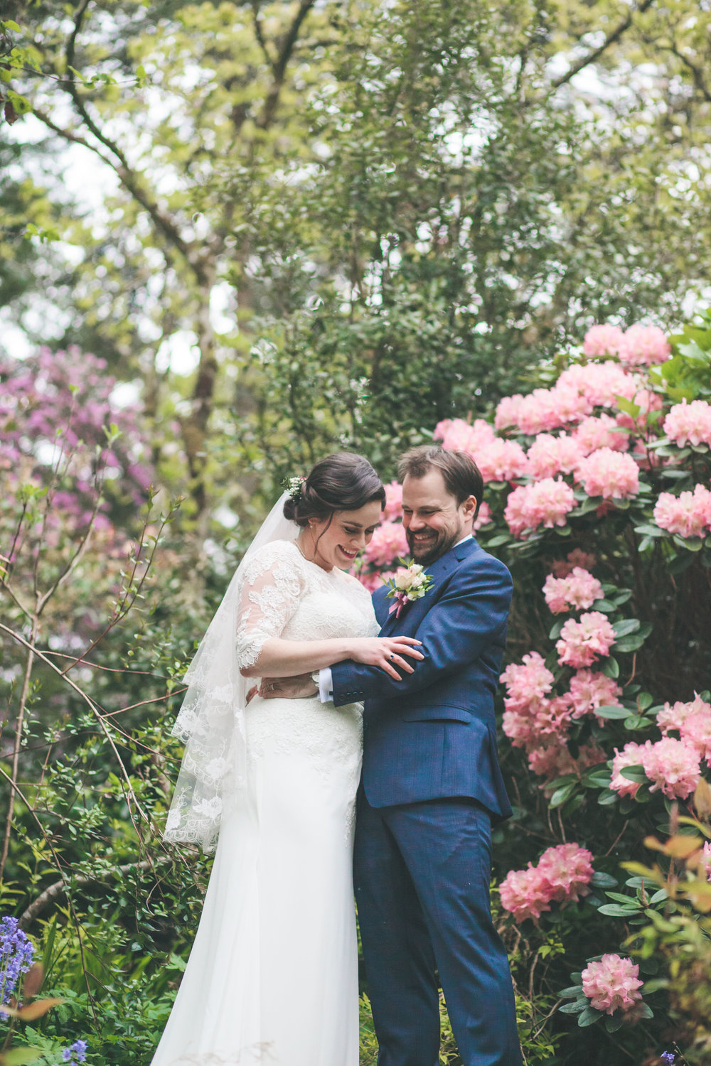 Cashel House Hotel wedding by Olivia Moon Photography