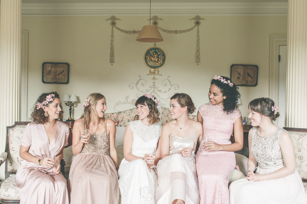 Walcot Hall Wedding - Natural Wedding Photography
