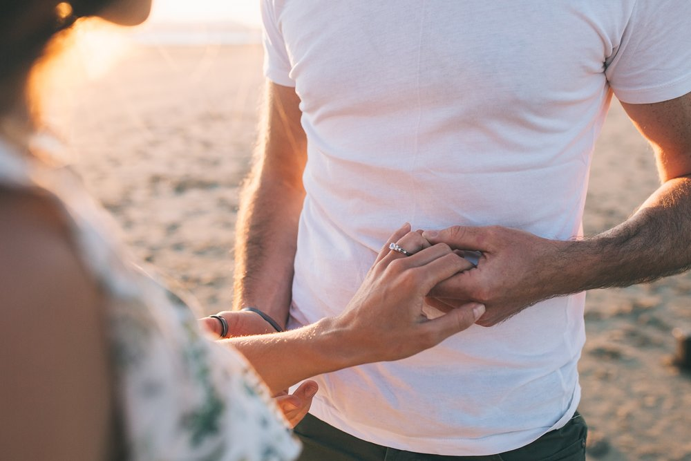 Proposal photographer UK Cornwall