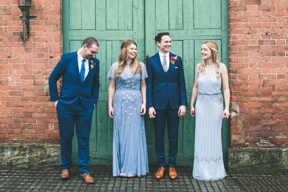 Wes Anderson Wedding Photography Cornwall Photographer Walcot Hall 00032.jpg
