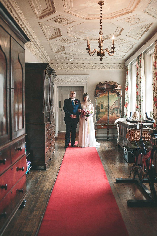 Wes Anderson inspired wedding UK