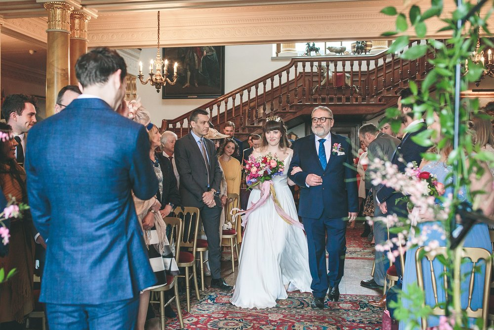 Wes Anderson Wedding Photography Cornwall Photographer Walcot Hall 00058.jpg