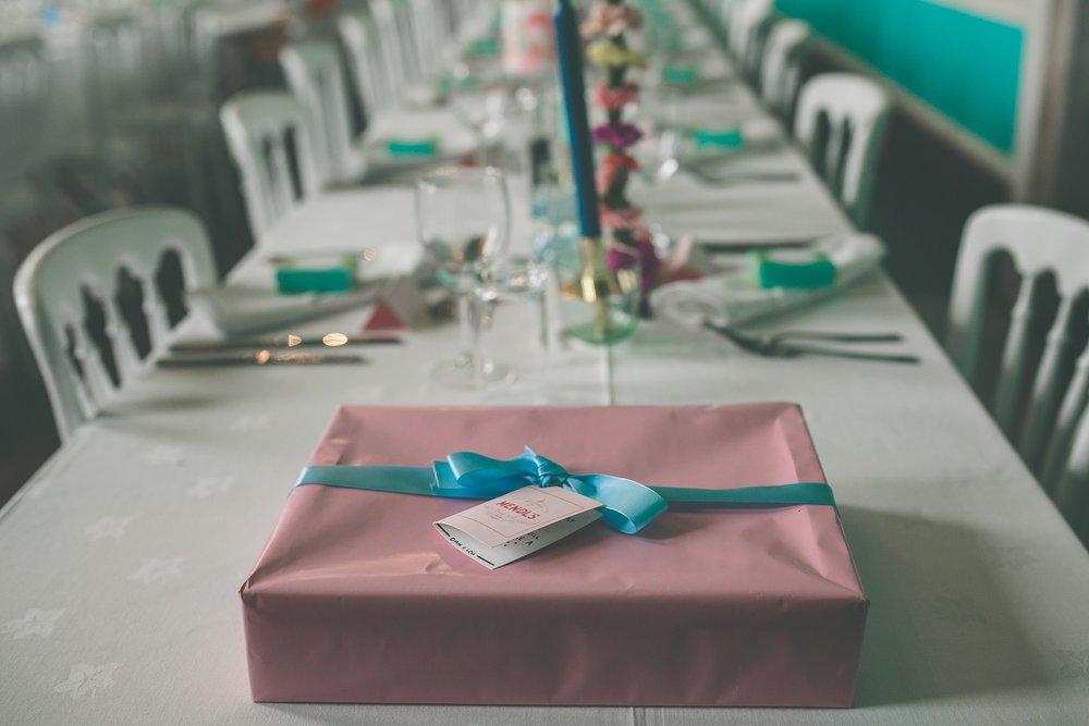 Grand Budapest Hotel wedding gift