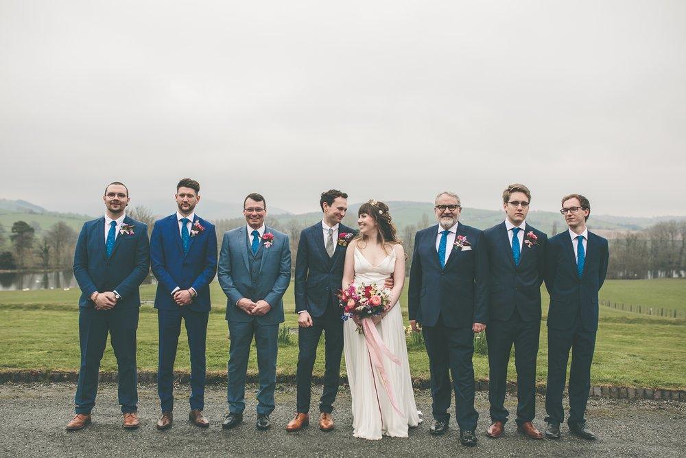 Wes Anderson wedding photography UK