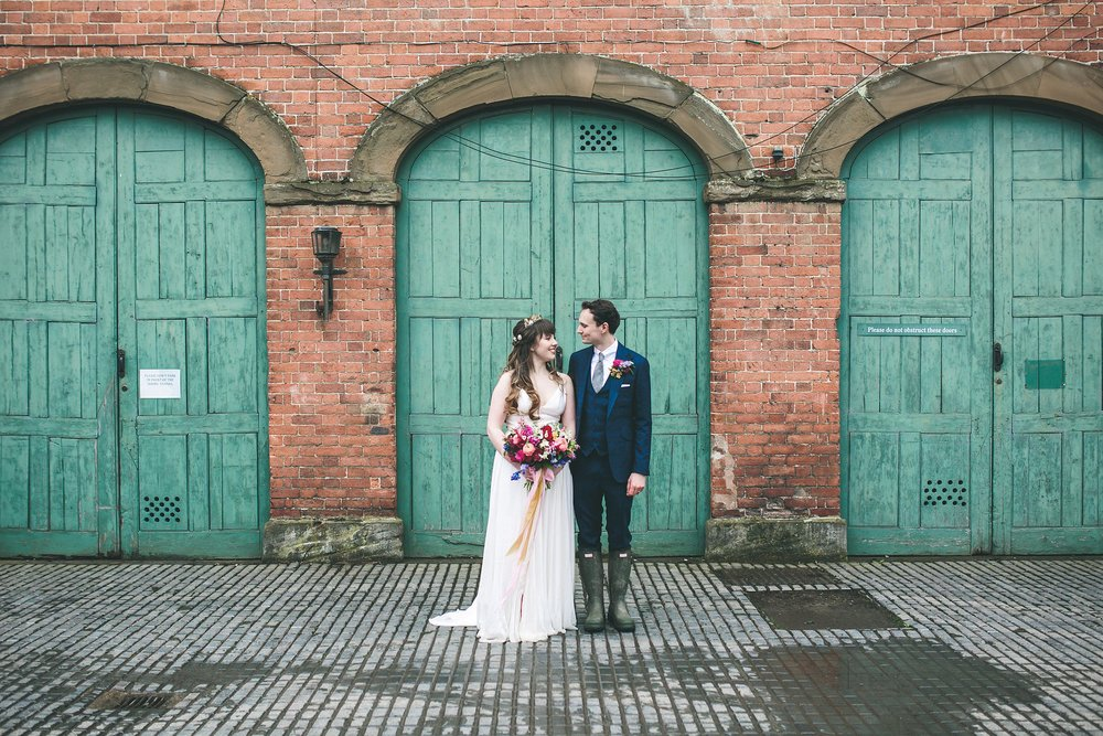 Wes Anderson Wedding Photography Cornwall Photographer Walcot Hall 00078.jpg