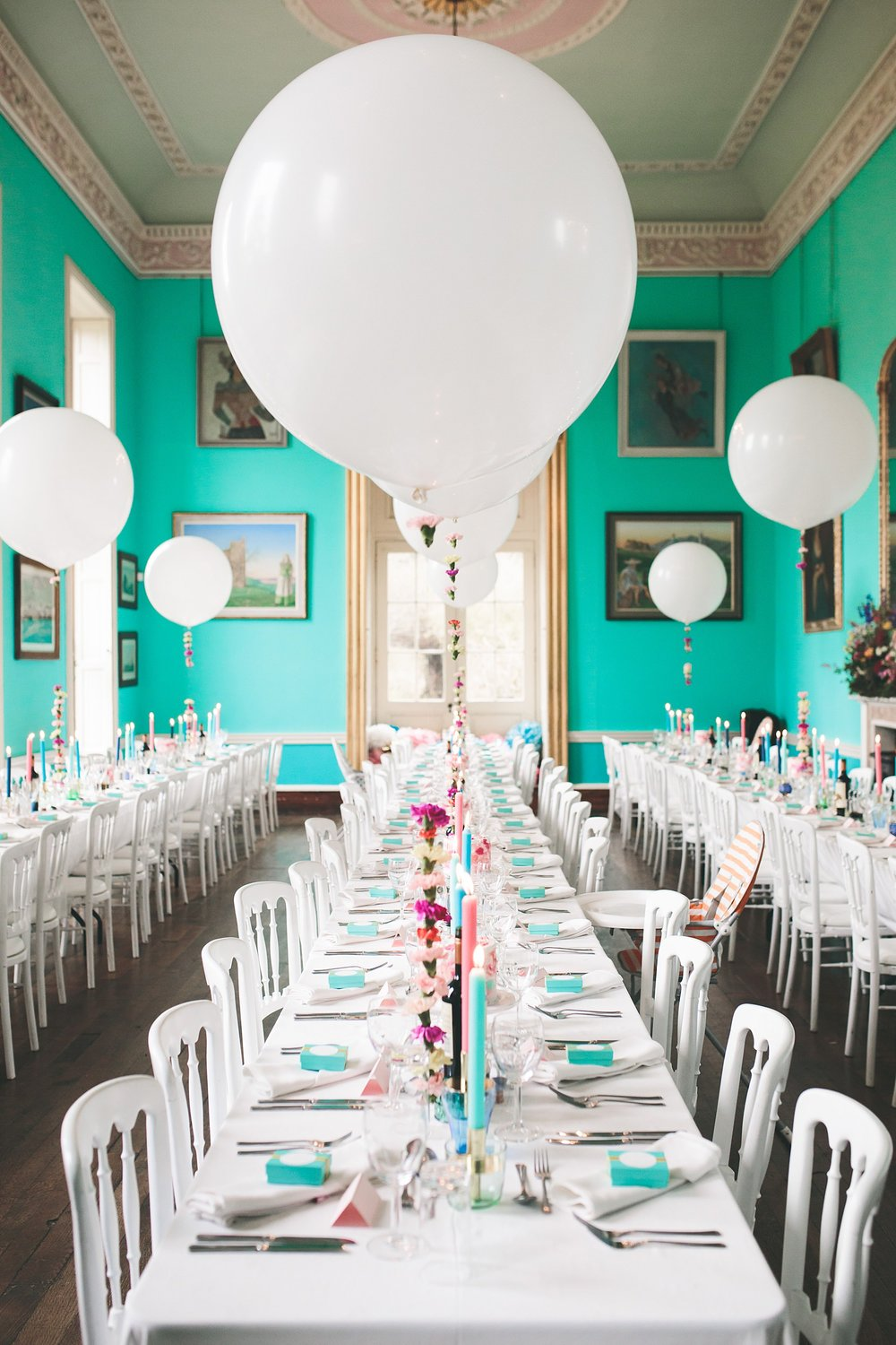 Wes Anderson wedding photography