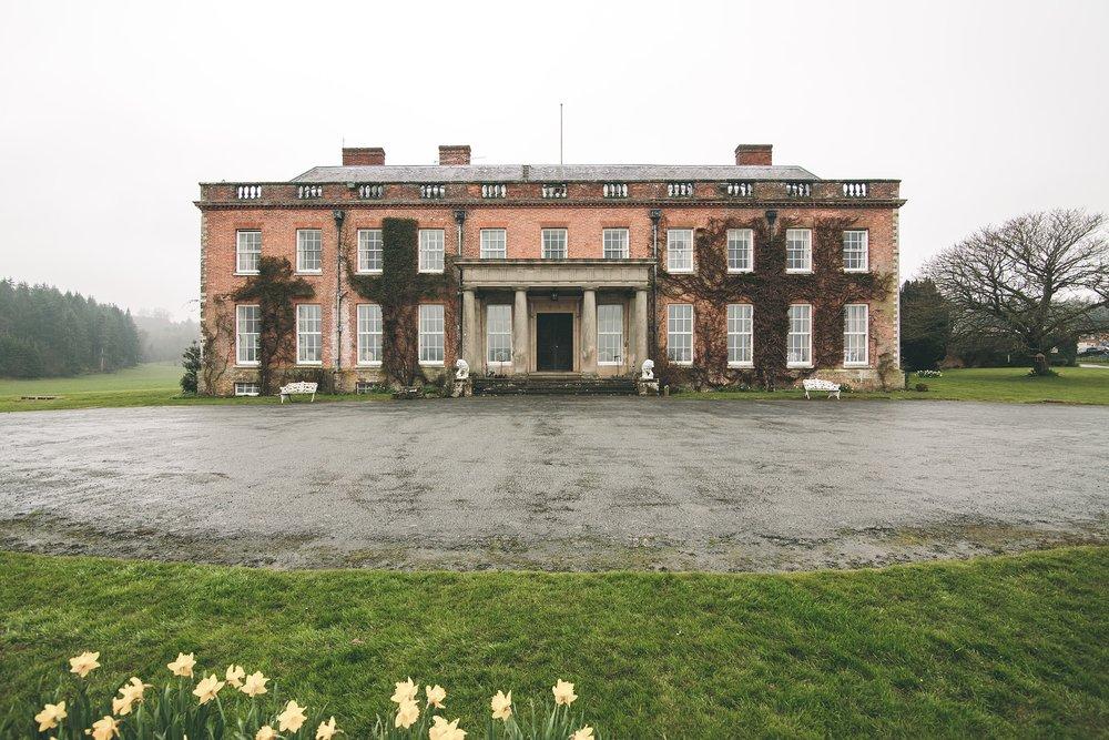 Wes Anderson wedding venue UK