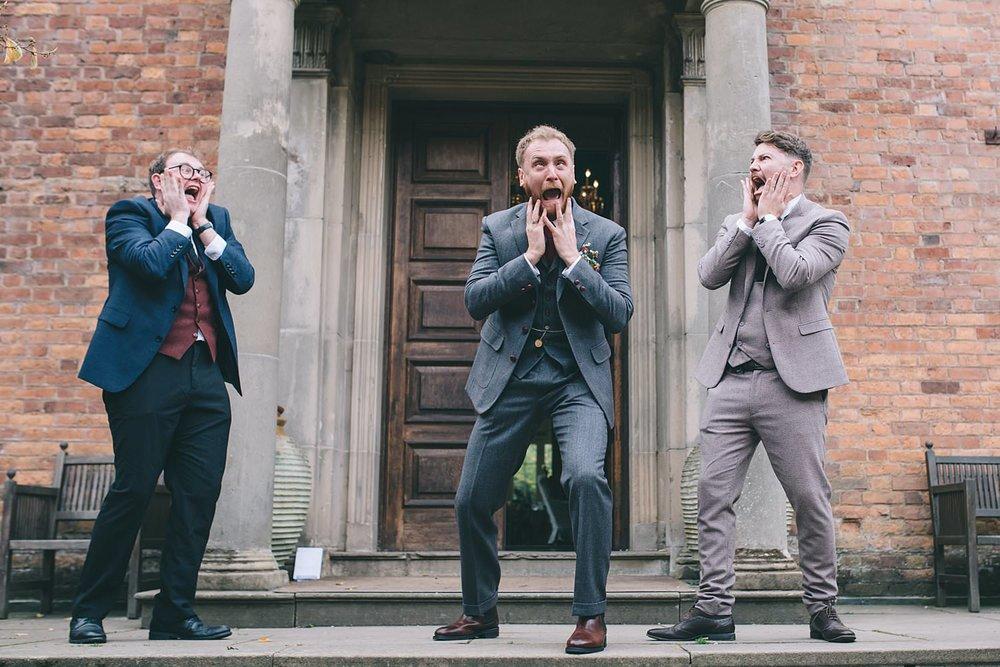 Documentary wedding photographer Cornwall Devon Southwest UK