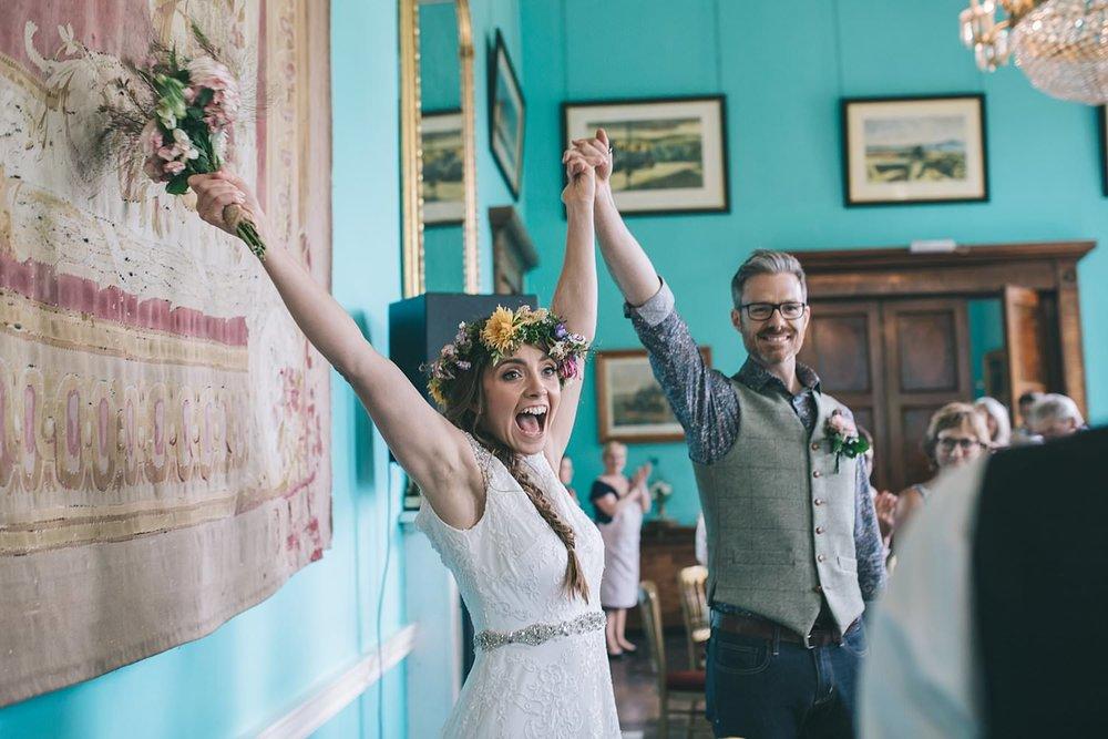 Walcot hall wedding photography UK