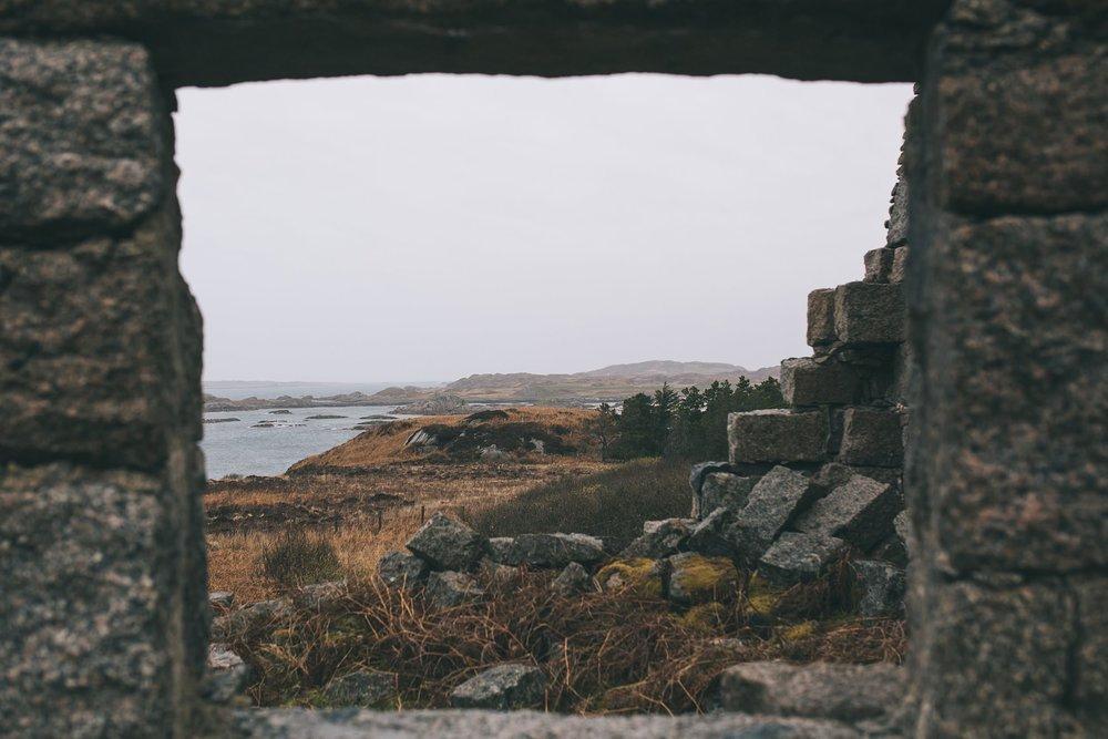 Scotland wedding photographer Connemara Kerry travel