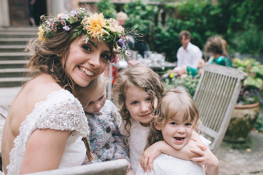 Relaxed wedding photography Cornwall wedding photographer