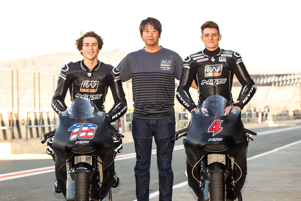 From LEFT NO. 16:  JOE ROBERTS (USA) ,   ceo OF nts, masahiro namatame,    no. 4  steven odendaal (rsa)