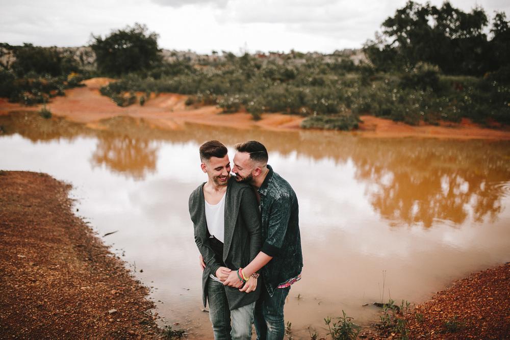 preboda gay en la sierra