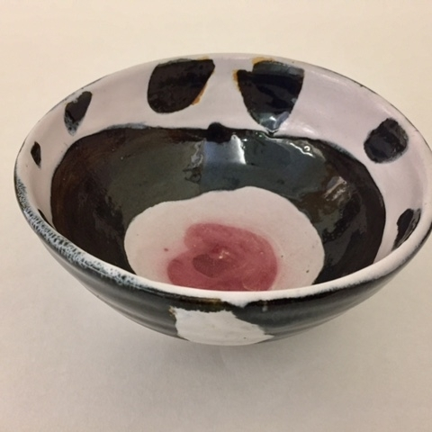Small Footed Bowl £16.50