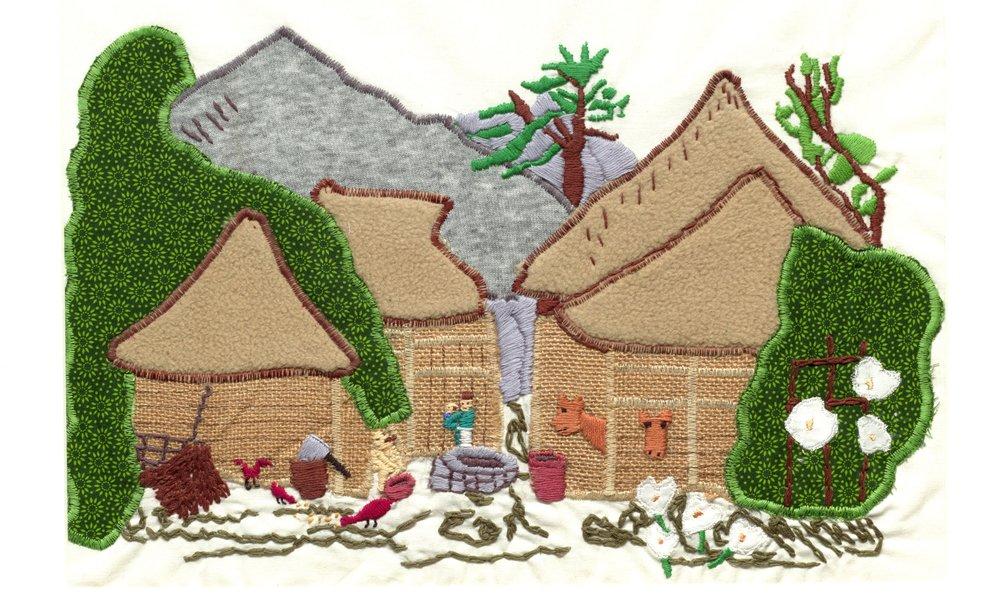 ISABEL GOMES - JUXTAPOSE 'HOTA' FABRIC CONSTRUCTION