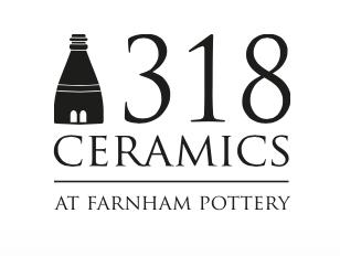 318 Ceramics Logo