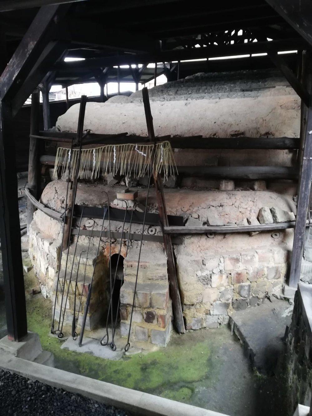 Kawai Kanjiro Climbing Kiln