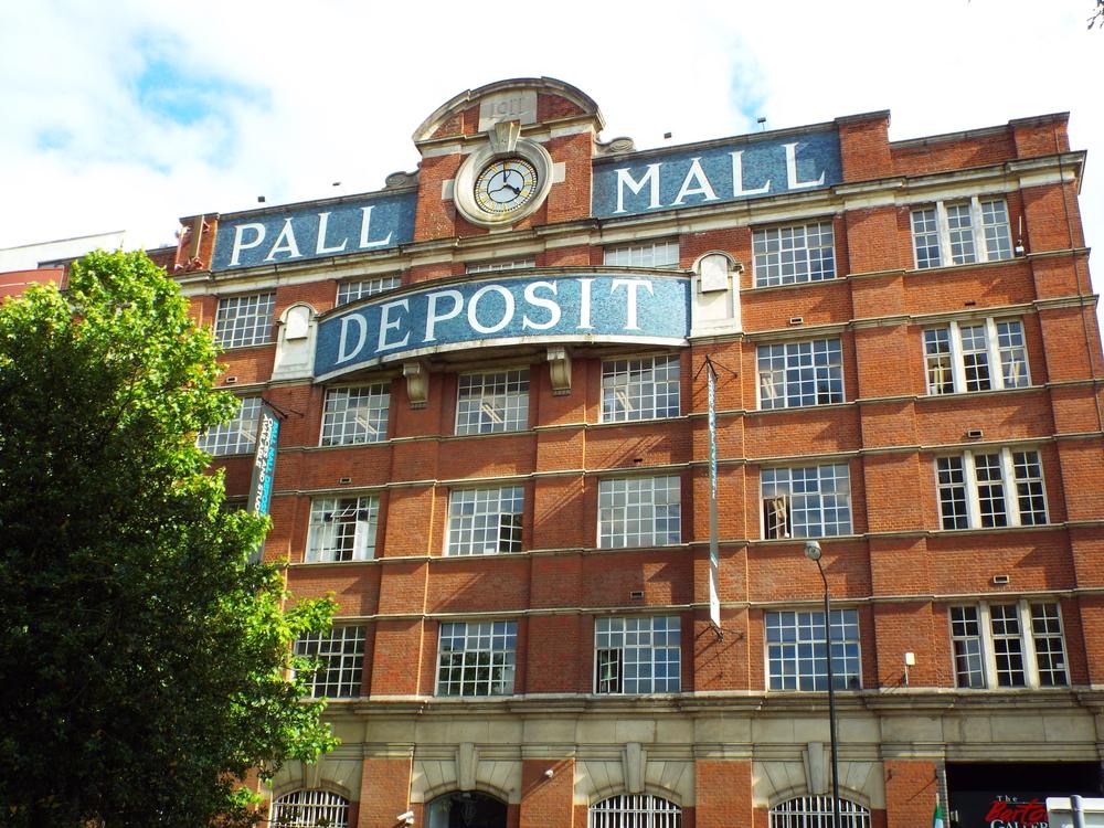 Pall Mall Deposit