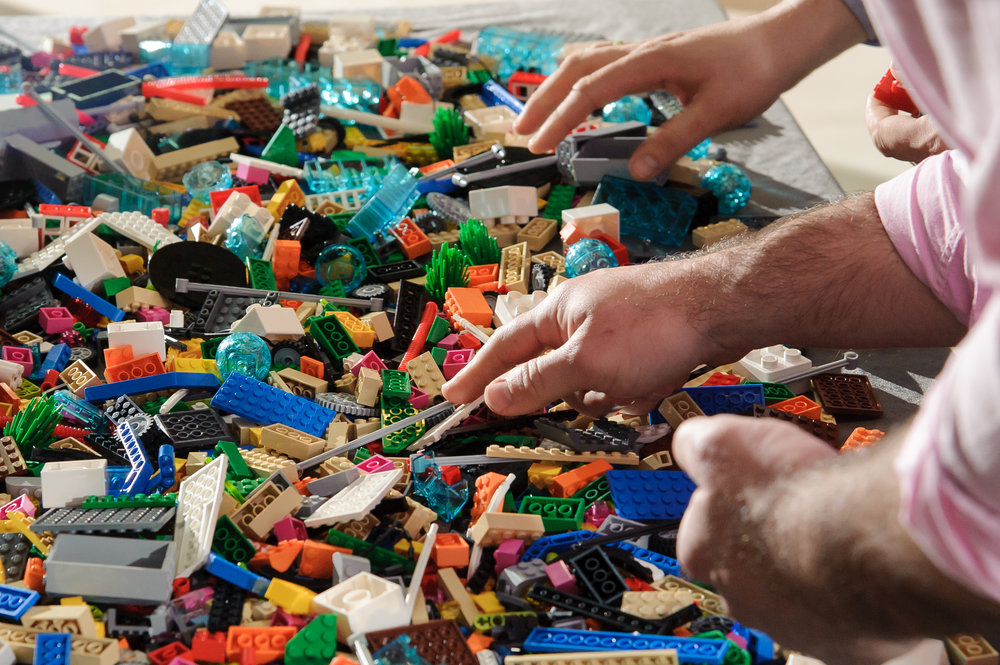 3-events TEAMBUILDING LEGO