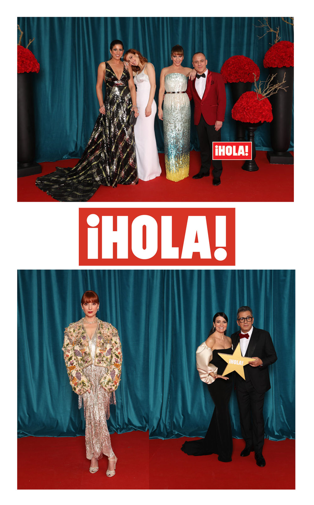 HOLA GOYA AWARDS 2019