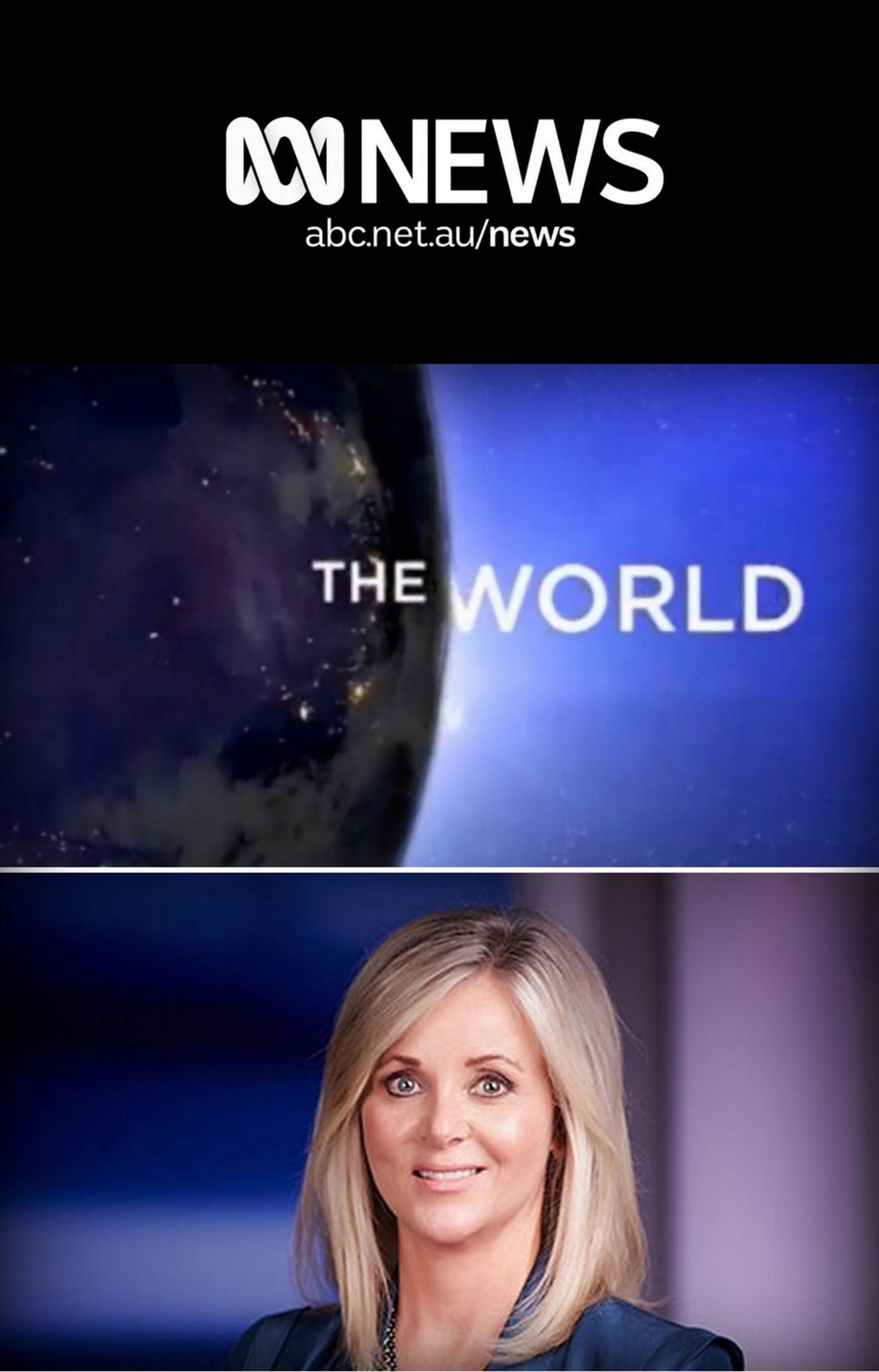 ABC The World - TV INTERVIEW (2017)Kamahl spoke to Beverley O'Connor from ABC Australia's The World about Qatar's position in the ongoing Gulf diplomatic crisis, and the effect it was having on Al Jazeera.