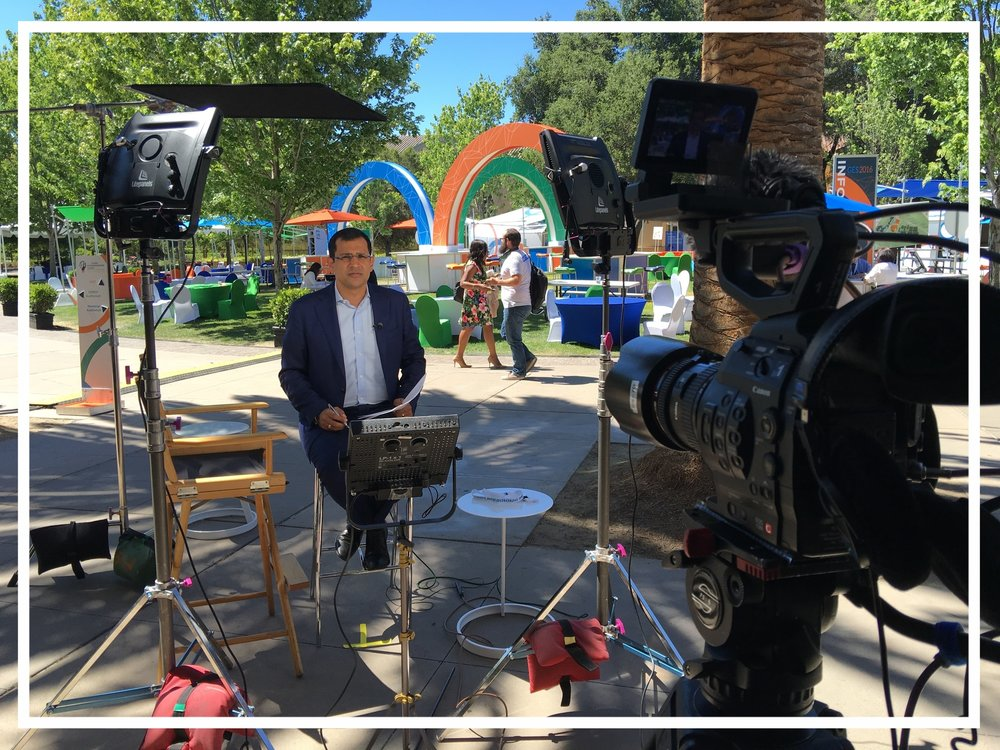 Reporting from the Global Entrepreneurship Summit (Palo Alto, 2016)