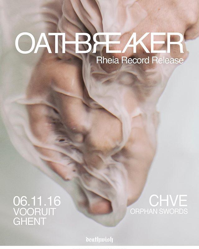 "GHENT // 06.11.16 // ""RHEIA"" RECORD RELEASE"