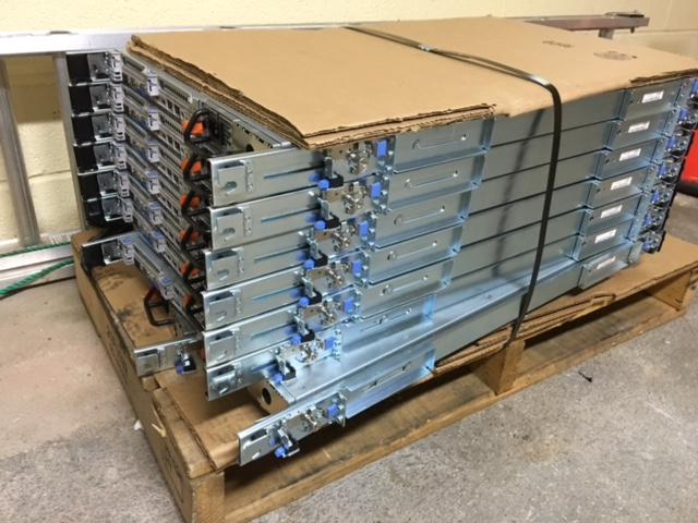 Dell 1950 III Servers