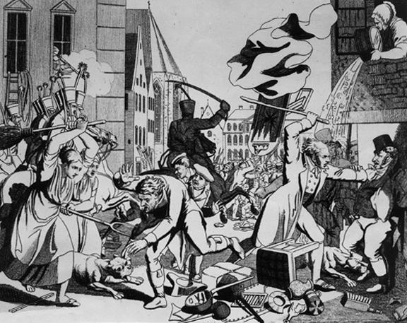 Kulturgeschichte / Religionsgeschichte / Juden / 19. Jh.
