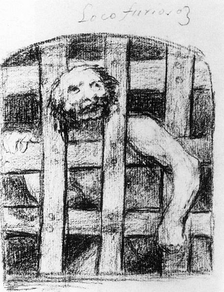 460px-Francisco_de_Goya_y_Lucientes_-_A_Lunatic_behind_Bars_-_WGA10170