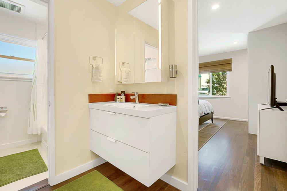 1st hallway bathroom