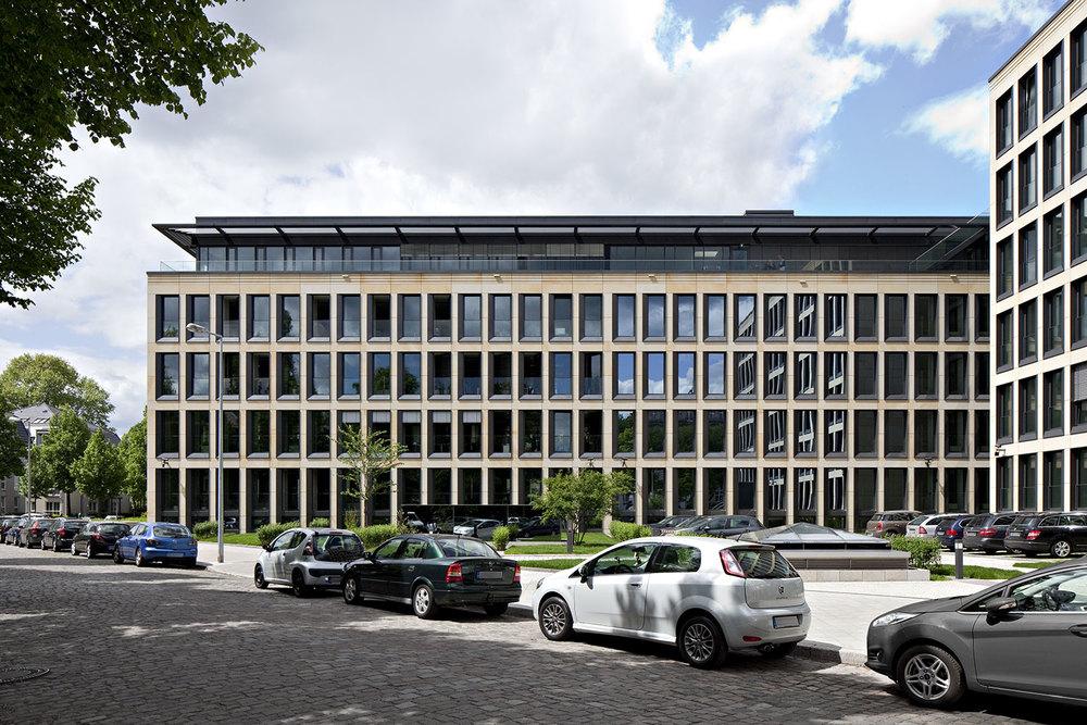 Inter Versicherung, Mannheim