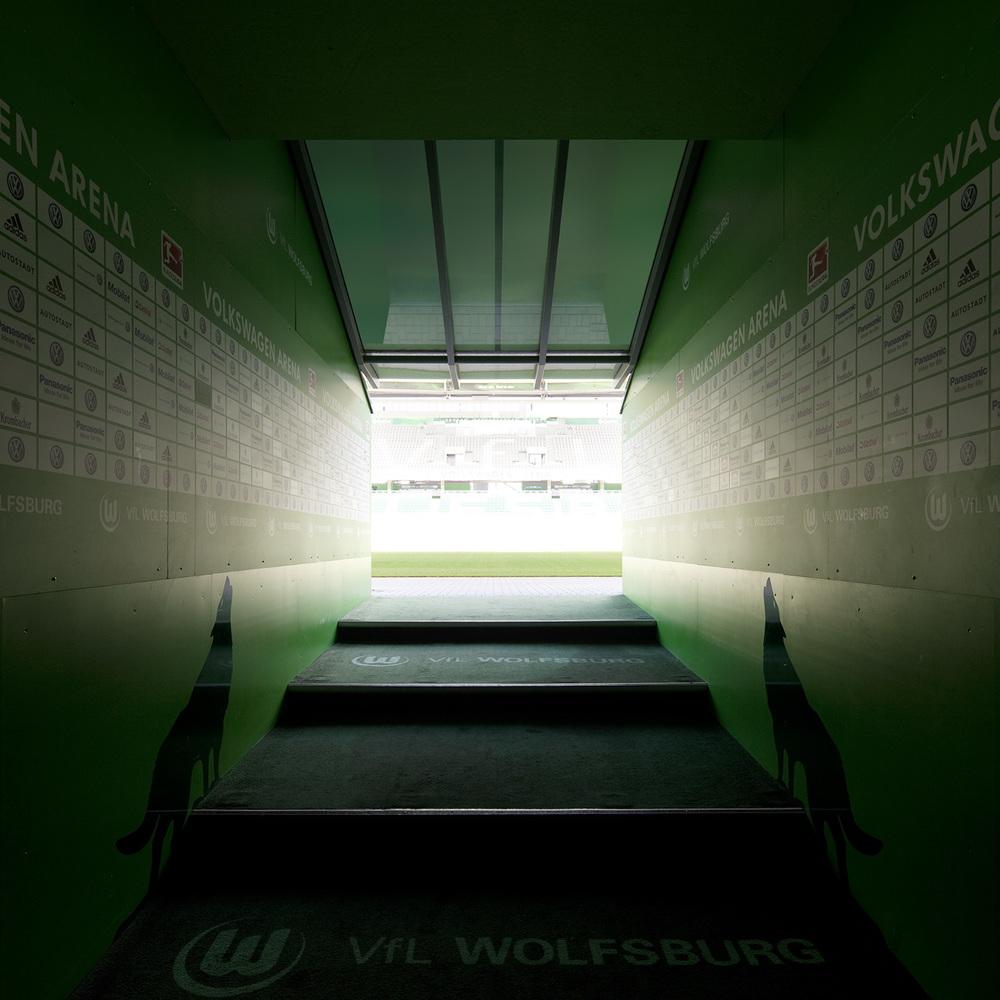 Volkswagen Arena, Wolfsburg