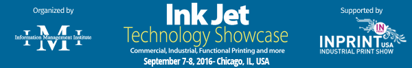IMI Inkjet Technology Showcase
