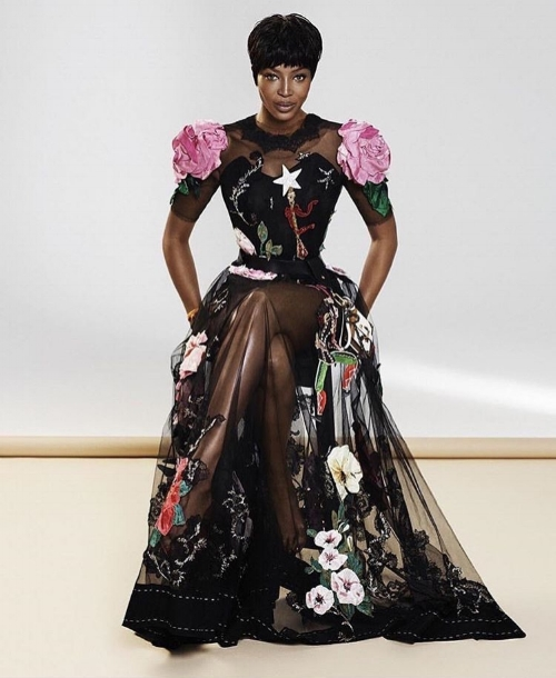 Thee Naomi Campbell