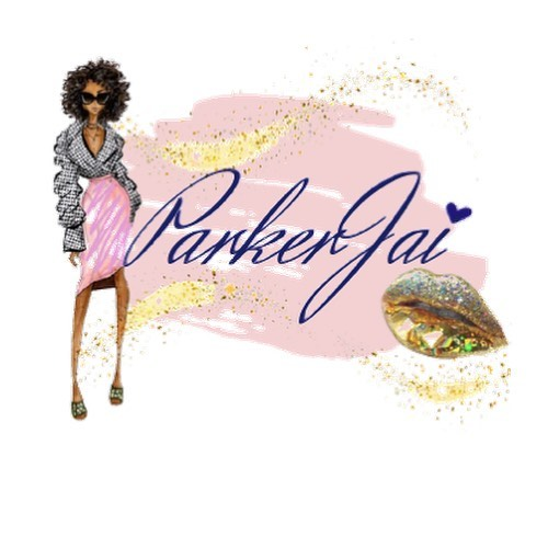New Logo.. #ParkerJai coming hard in the 2019. Comment below if you like or love it 💕💖