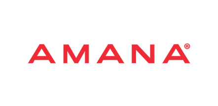Modern Kitchen in Elkhart, IN sells Amana appliances