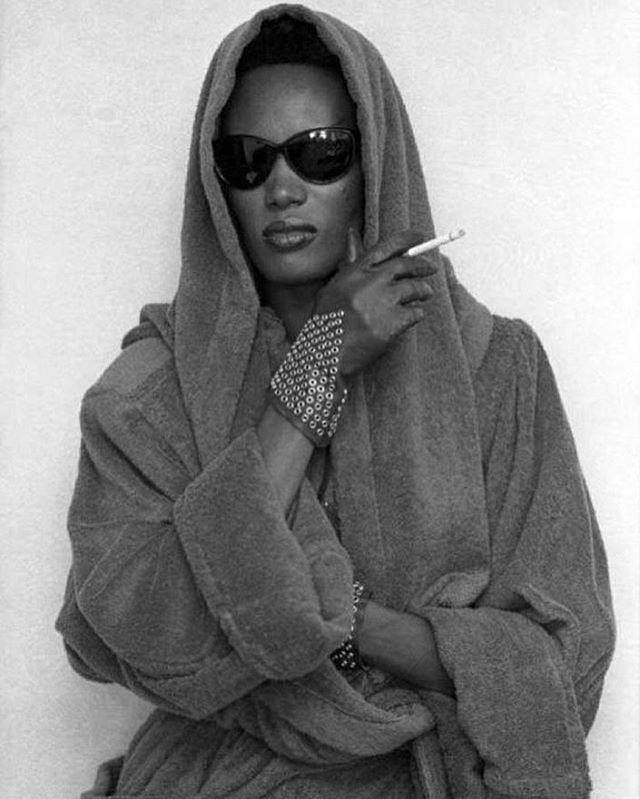 Tuesday mood #gracejones