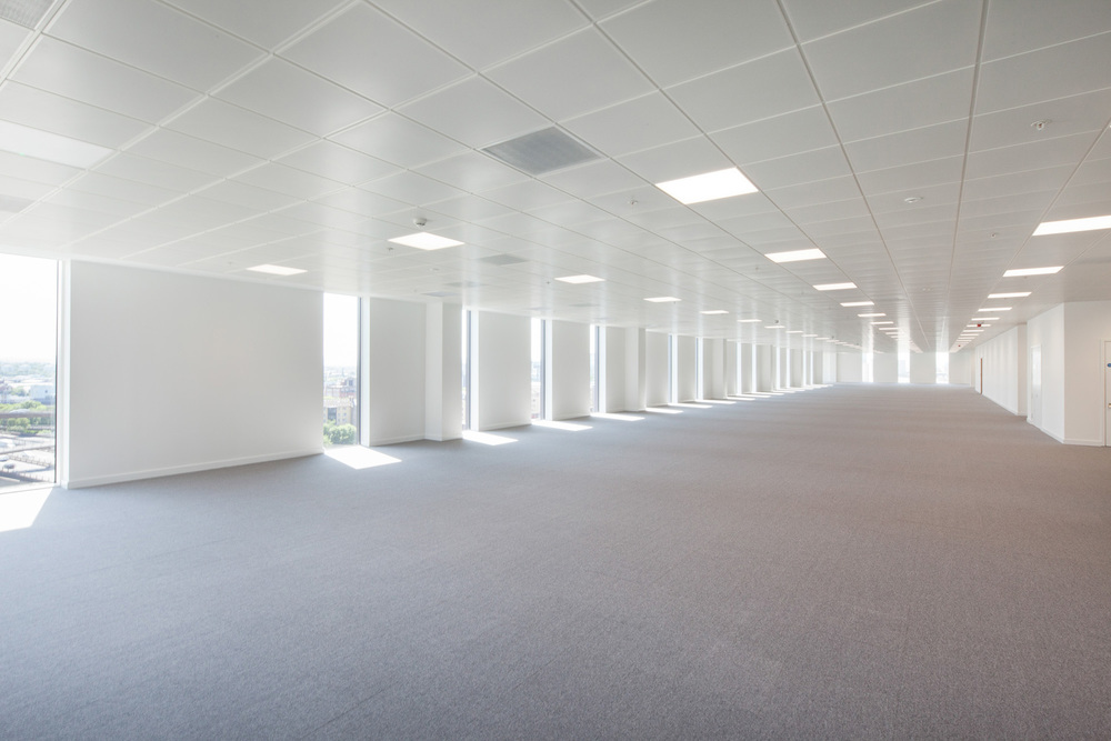 60,000 SQ FT HIGH EFFICIENCY OFFICES