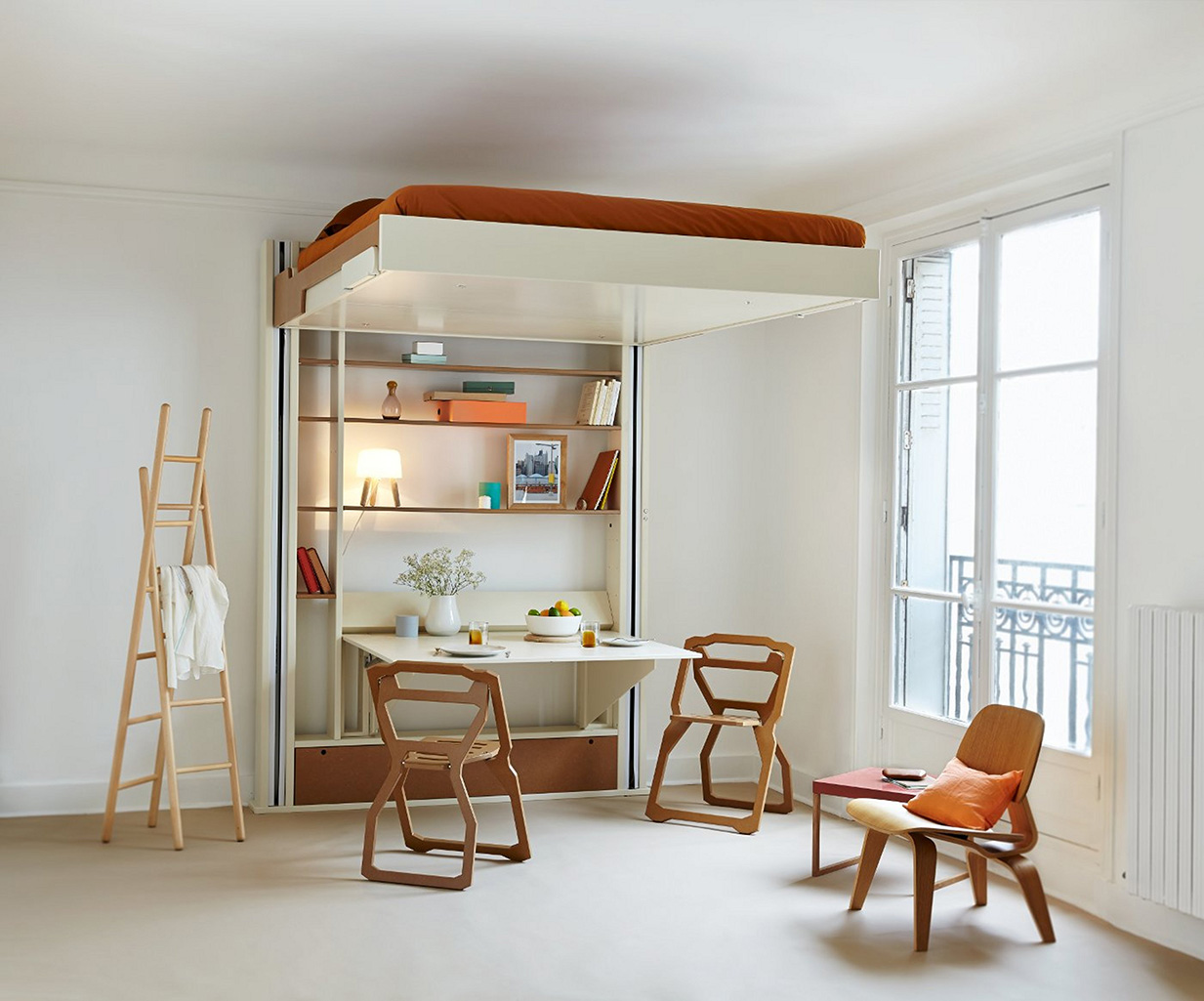 Small Spaces: Furniture Solutions For Accessible Micro Dwellings (Part 2) U2014  Corinne Gail