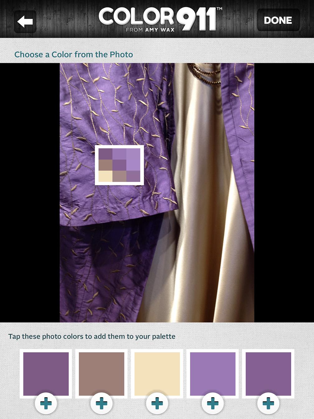 Color911 photo 48 Dem2Hands purple gold