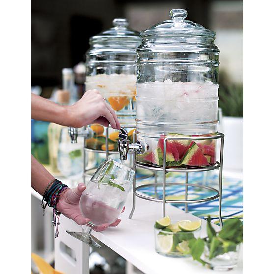 cold-beverage-jar-stand