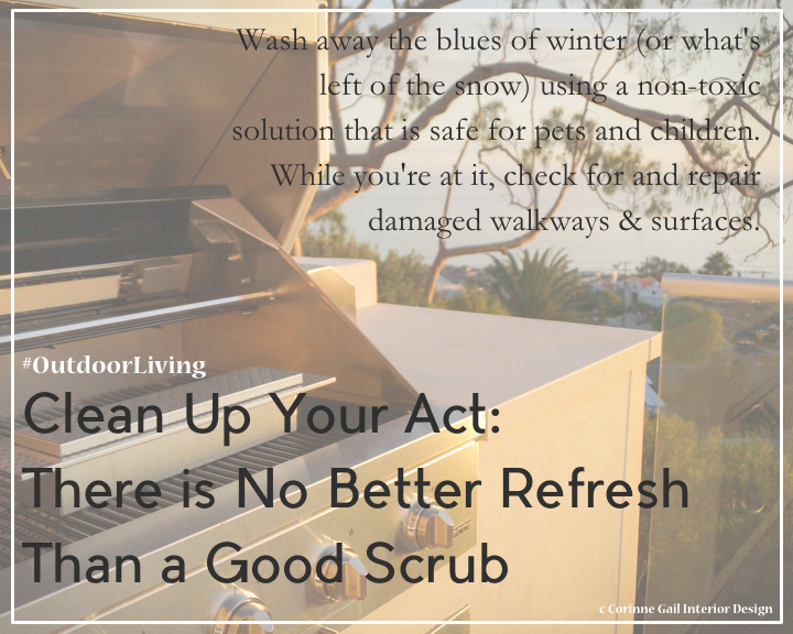 CGID OutdoorLiving Tips Scrub